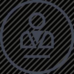 man, person, profile, realtor, user icon