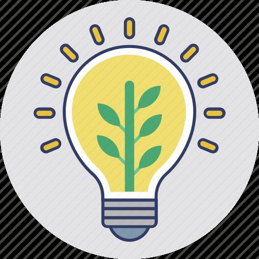 eco bulb, eco friendly, eco light, green light, light bulb icon