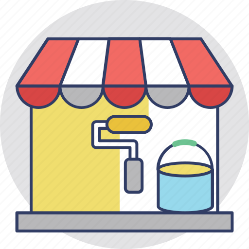 Home construction, home interior, home maintenance, home repair, house renovation icon - Download on Iconfinder