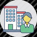 realtor, estate agent, property agent, renter, homeowner