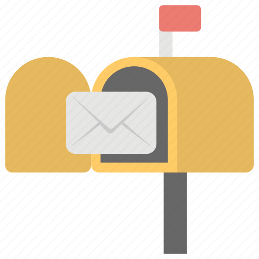 house mailbox, letterbox, mailbox, post box, post cabin icon