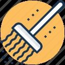 garden rake, gardening tools, hand tool, shovel, trowel icon
