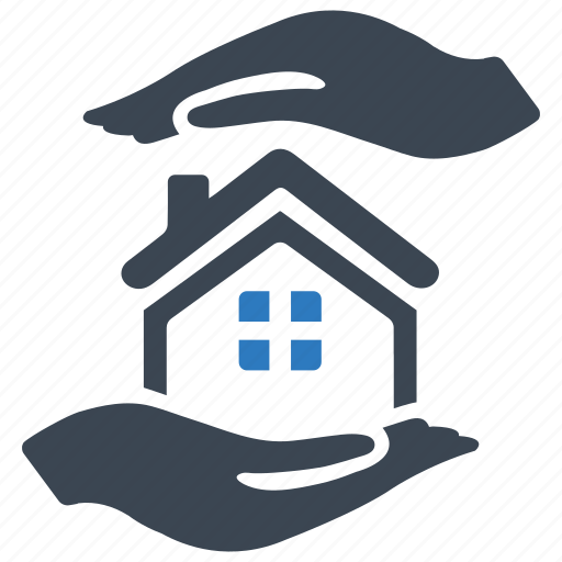 home, home insurance, house, property, protection, real estate, safe icon