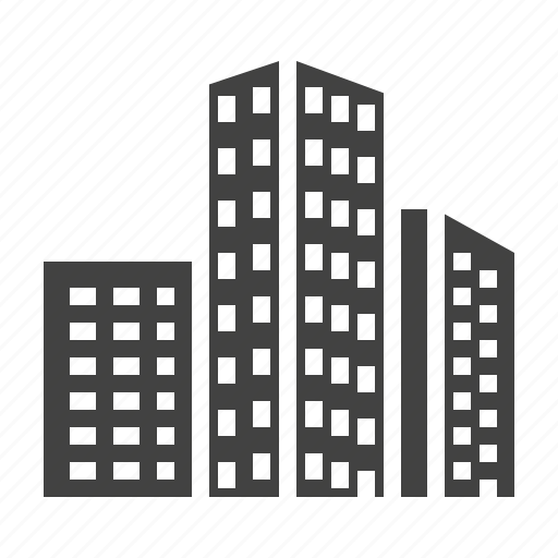 Building, estate, office, real, skyscraper icon - Download on Iconfinder
