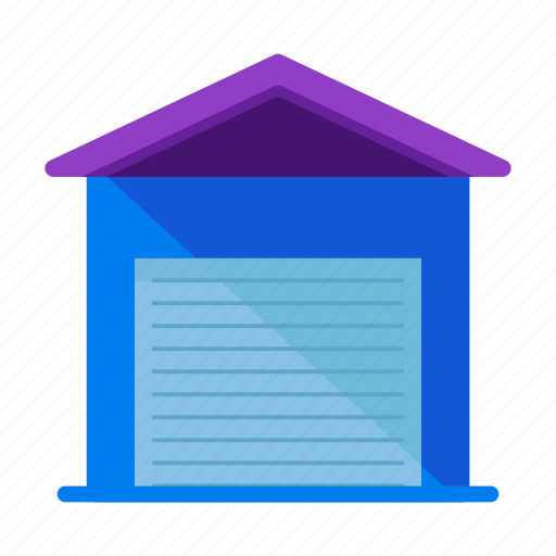 storage, unit icon