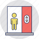 elevator lift, lift, passenger elevator, elevator, vertical transportation
