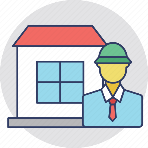 homeowner, property agent, real estate agent, realtor, renter icon