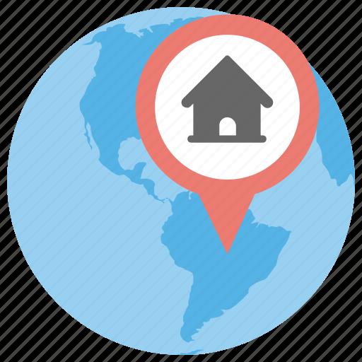 geolocation, global location, global navigation, gps, world location icon