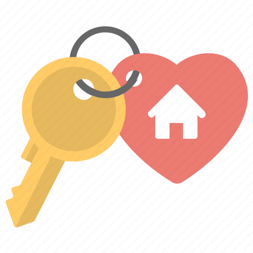 access, house key, key, lock key, sweet home key icon