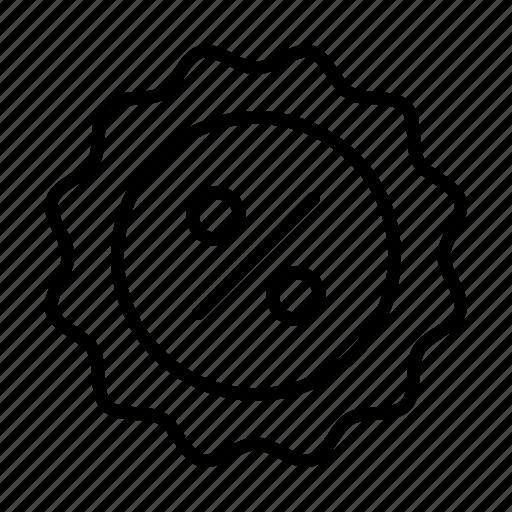 badge, discount, offer, sale, sticker icon