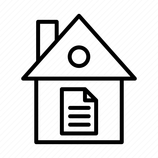 Apartment, building, file, home, house icon - Download on Iconfinder