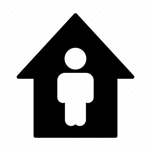 avatar, building, family, home, house icon