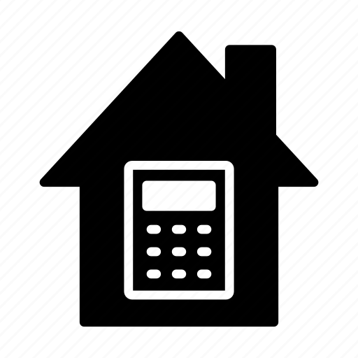Apartment, building, calculation, calculator, house icon - Download on Iconfinder