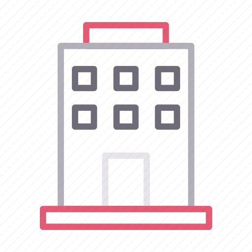 Apartment, building, construction, property, realestate icon - Download on Iconfinder