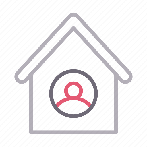 Apartment, avatar, building, house, user icon - Download on Iconfinder