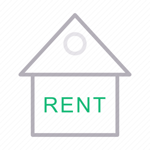 building, home, house, realestate, rent icon