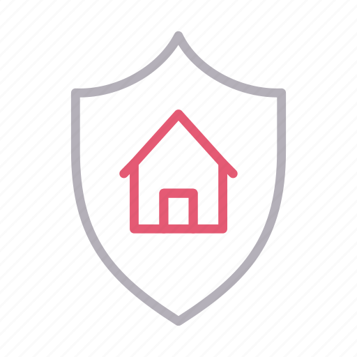 Building, home, house, protection, secure icon - Download on Iconfinder