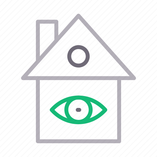 apartment, building, home, house, view icon