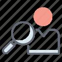 find person, find user, search avatar, search person, search user icon