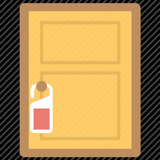 doorway, entrance, entryway, house door, opened door icon