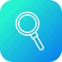 estate, find, home, magnify, property, real, search icon