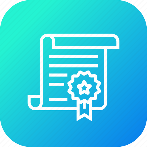 agreement, business, certificate, contract, deal, document, signature icon