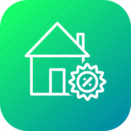 estate, home, house, offer, property, real, sell icon