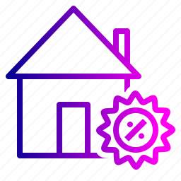 building, estate, home, offer, property, real, sell icon