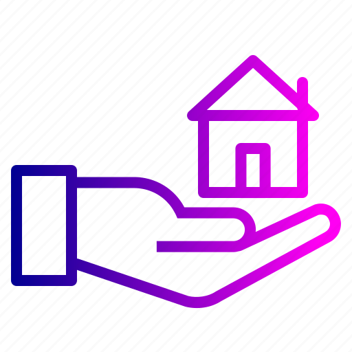 agreement, deal, hand, handover, home, key, property icon