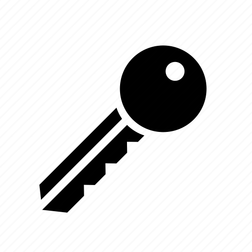 home, house, key, lock, property, safe, security icon