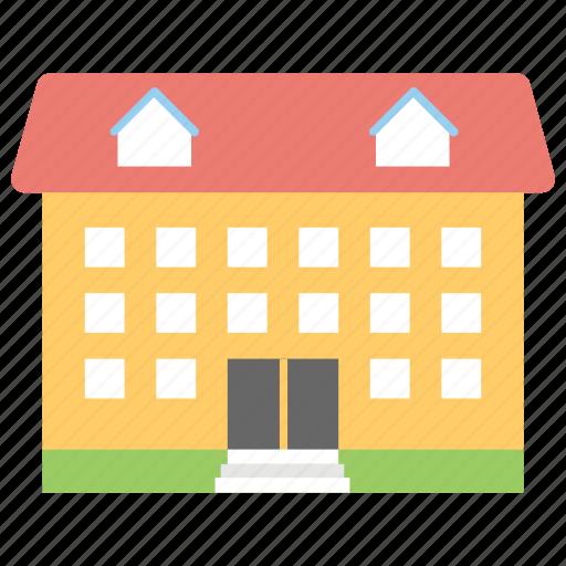 house, lodge, luxury house, modern house, residence icon