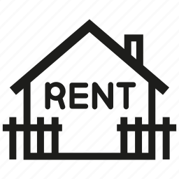 asset, estate, home, house, property, real estate, rent icon