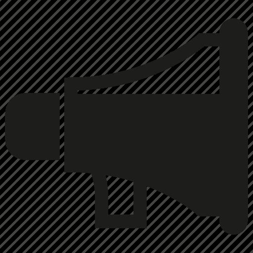 announce, megaphone icon