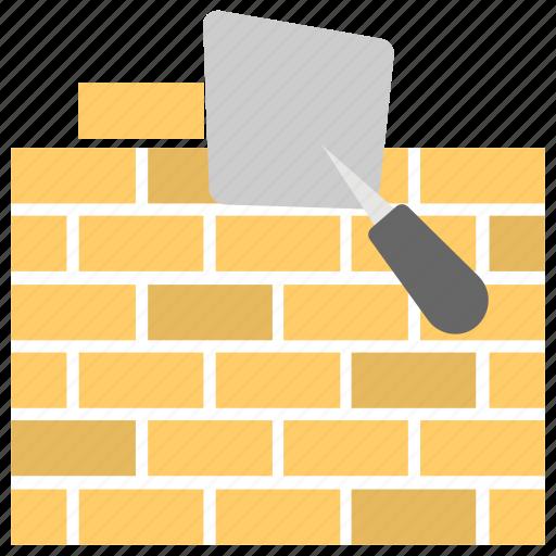 brick exterior, brick pattern, bricks wall, building infrastructure, construction wall icon