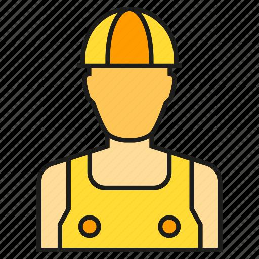 enginer, helmet, labor, mechanic, technician icon