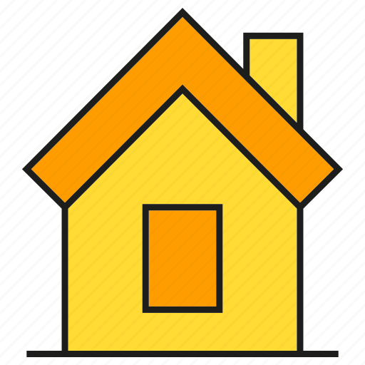 dwelling, home, house, real estate, residence icon