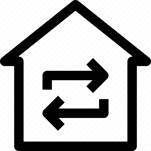apartment, building, home, house, property, real estate, trade icon