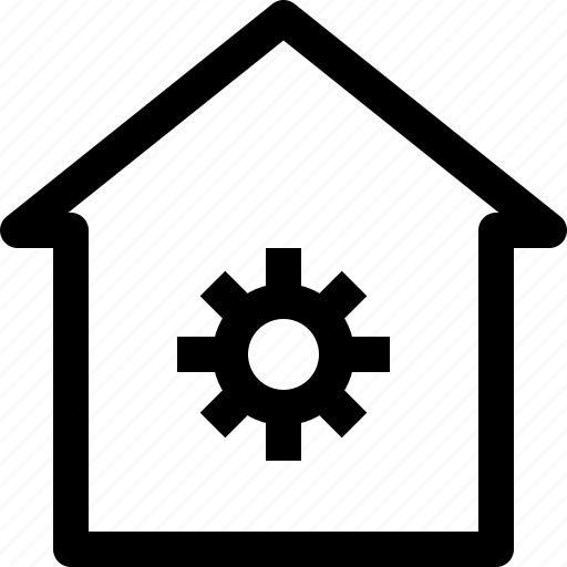 apartment, building, home, house, process, property, real estate icon