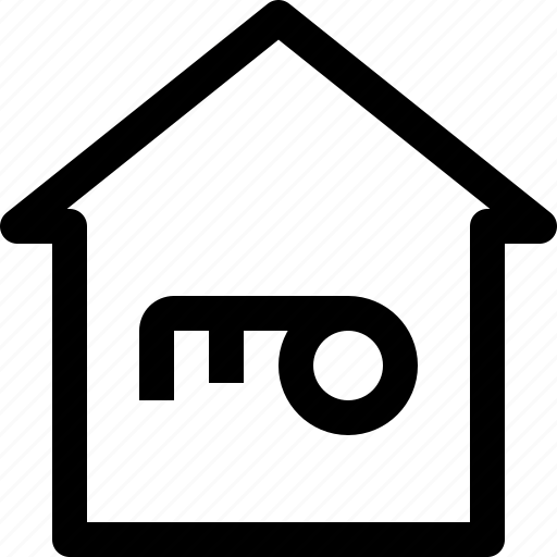 apartment, building, estate, home, property, real, real estate, security icon