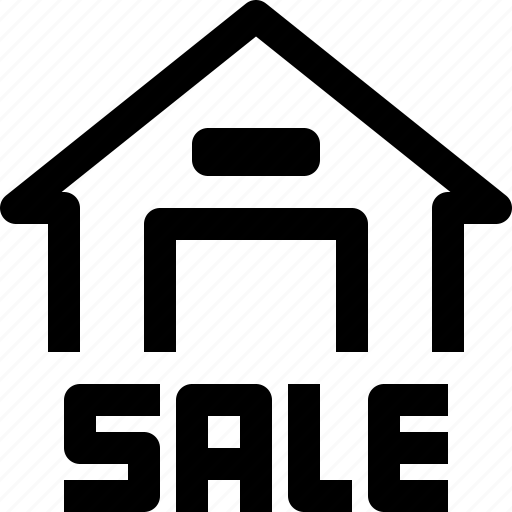 apartment, building, estate, home, property, real, real estate, sale icon