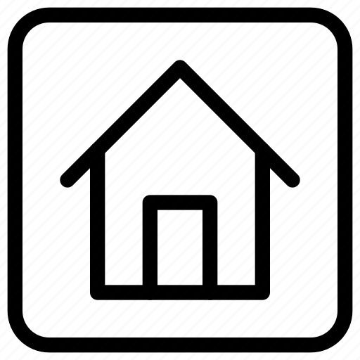 blueprint, building, estate, home, house, property, real, rent icon