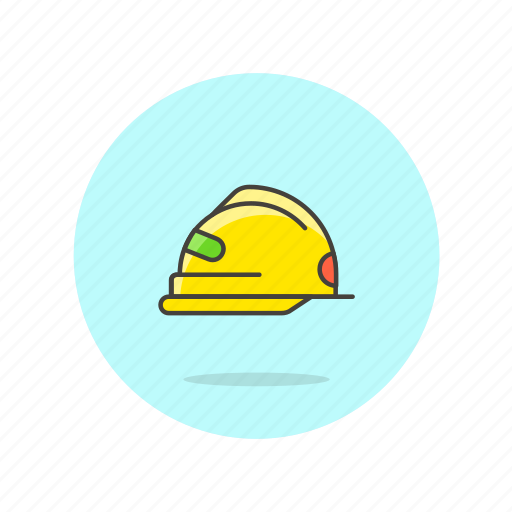 build, construction, engineer, estate, helmet, real, safety, security icon