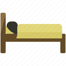 bed, bedroom, estate, feature, furniture, real icon