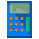 calculate, calculations, calculator icon