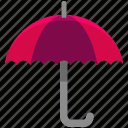 protection, umbrella icon