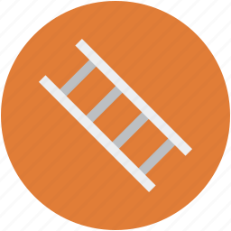 house stairs, ladder, move, stair, staircase icon