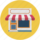 apartment, house, market, marketplace, shop, shopping, store icon
