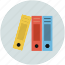 archive file, documents file, file, file folders, folders, office file, real estate files icon