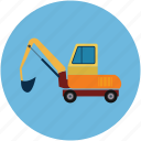 cement truck, concrete, concrete lifter, concrete truck, construction, lifter truck icon