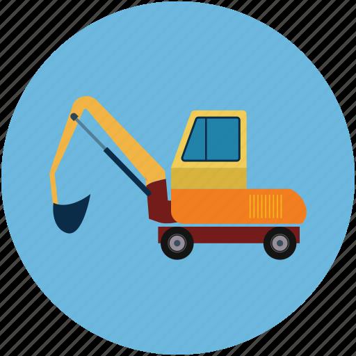 cement truck, concrete, concrete lifter, concrete truck, construction, lifter truck icon